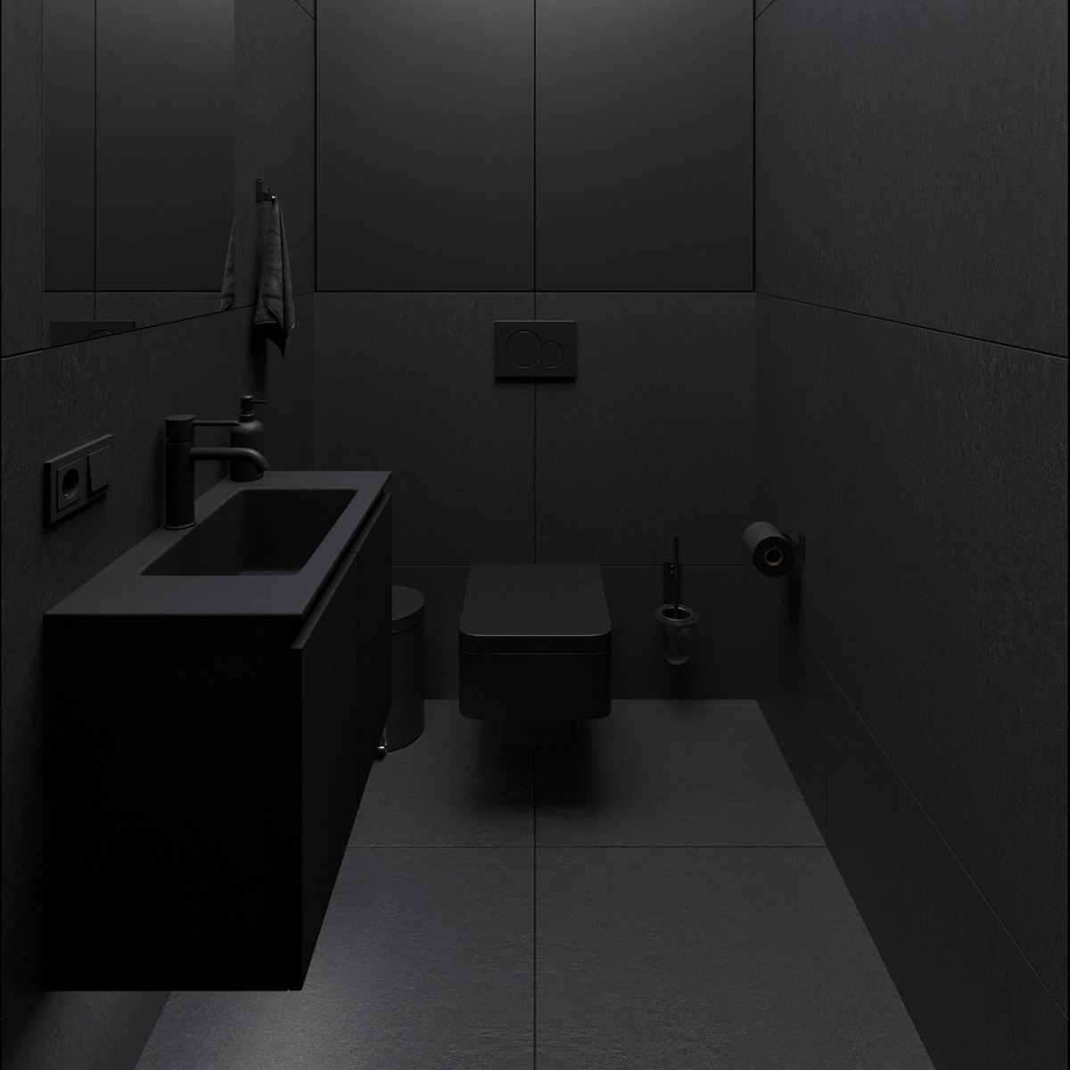 2020-black-bathroom-faucet